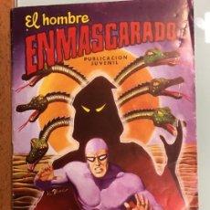 Tebeos: EL HOMBRE ENMASCARADO Nº 31 EL RESURGIR DE HYDRA, COLOSOS DEL COMIC EDITORIAL VALENCIANA 1981. Lote 135513578