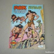 Tebeos: PURK EL HOMBRE DE PIEDRA. EXTRA DE NAVIDAD - EDIVAL 1974. Lote 135823106