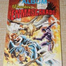Tebeos: ÁLBUM RETACADO EL HOMBRE ENMASCARADO Nº 3 . VALENCIANA 1982. Lote 135834058