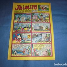Tebeos: JAIMITO Nº 1160. PUBLICACION JUVENIL . EDITORIAL VALENCIANA.. Lote 135895986