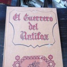 Tebeos: EL GUERRERO DEL ANTIFAZ. TOMO 17. EDITORIAL VALENCIANA. 1978. Lote 282899858