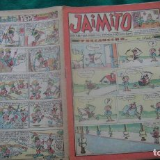 BDs: JAIMITO 589 CON ROBERTO ALCAZAR CAJA JAIMITO. Lote 136160658