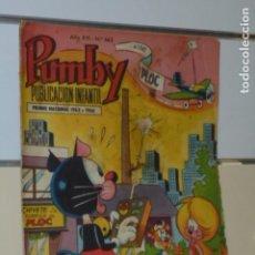 Tebeos: PUMBY Nº 665 - VALENCIANA -. Lote 136216718