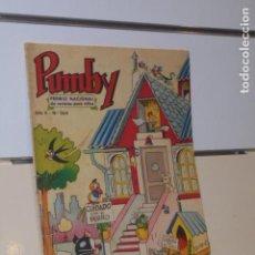 Tebeos: PUMBY Nº 364 - VALENCIANA -. Lote 136217094