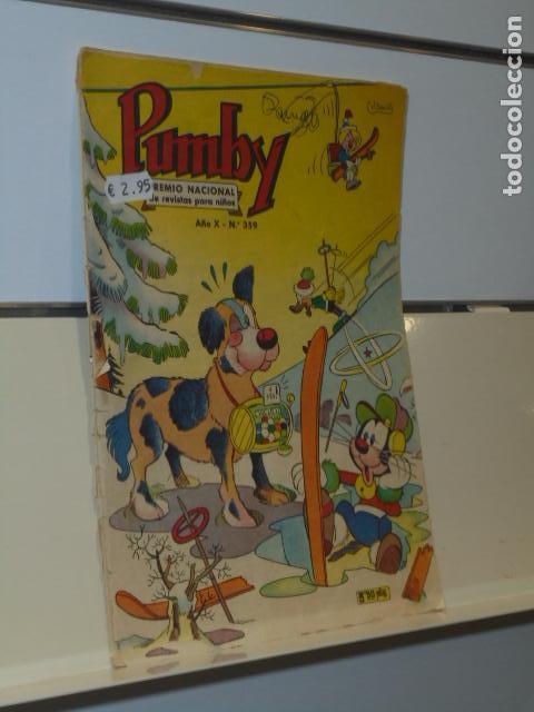 PUMBY Nº 359 - VALENCIANA - (Tebeos y Comics - Valenciana - Pumby)