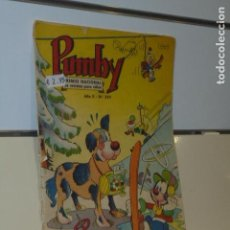 Tebeos: PUMBY Nº 359 - VALENCIANA -. Lote 136217222