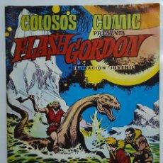 Tebeos: COMIC / FLASH GORDON / EL GIGANTE DE LAS PROFUNDIDADES / Nº 175 / EDITORA VALENCIANA 1980. Lote 136231738