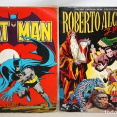 Tebeos: BATMAN Y ROBERTO ALCAZAR Y PEDRIN-EDITORA VALENCIANA-1976.. Lote 136233294