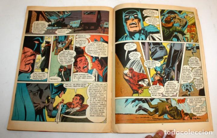 Tebeos: BATMAN Y ROBERTO ALCAZAR Y PEDRIN-EDITORA VALENCIANA-1976. - Foto 2 - 136233294