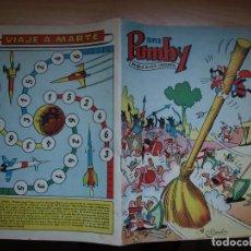 Tebeos: SUPER PUMBY - NÚMERO 1 - AÑO 1963 . VALENCIANA. Lote 136250310