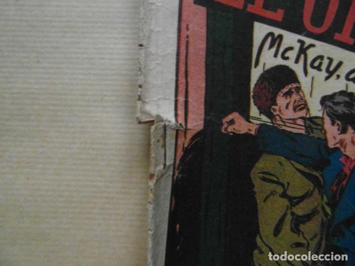 Tebeos: El Oro de Alaska. nº 1 de McKay de la Policia Montada. Claudio Zinoko. 1944. Editorial Valenciana - Foto 2 - 83390500