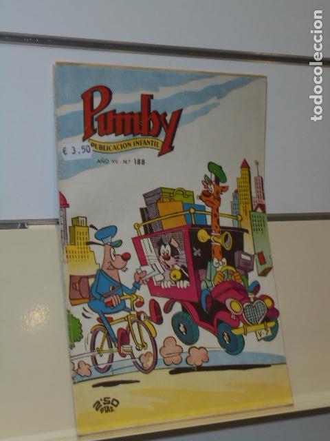 PUMBY Nº 188 - VALENCIANA - (Tebeos y Comics - Valenciana - Pumby)