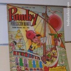 Tebeos: PUMBY Nº 788 - VALENCIANA -. Lote 136405718