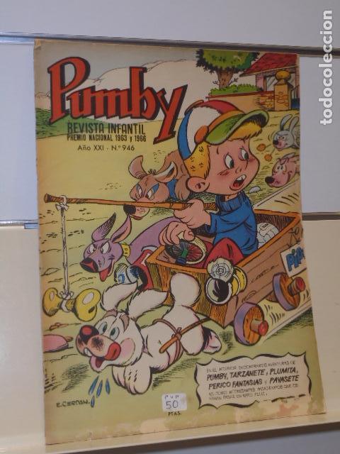 PUMBY Nº 946 - VALENCIANA - (Tebeos y Comics - Valenciana - Pumby)