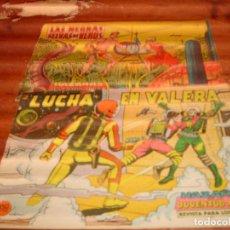 Tebeos: HAZAÑAS DE LA JUVENTUD ORIGINALES NºS 5 Y 40. EDITORIAL VALENCIANA 1960.. Lote 136481942