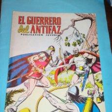 Tebeos: EL GERRERO DEL ANTIFAZ - PUBLICACIÓN JUVENIL -N°292 MAGNUM EL OGRO . Lote 136509710