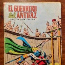 Tebeos: EL GERRERO DEL ANTIFAZ - PUBLICACIÓN JUVENIL -N°282 - EL OASIS ENVENENADO - . Lote 136511162