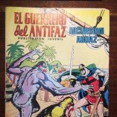 Tebeos: EL GERRERO DEL ANTIFAZ - PUBLICACIÓN JUVENIL -N°254 - INCURSION AUDAZ - . Lote 136513574
