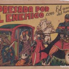 Tebeos: EL GUERREO DEL ANTIFAZ Nº 19 DE LA 1ª EDICION DE 16 PAGINAS. Lote 136525182
