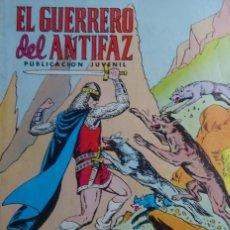 Tebeos: EL GUERRERO DEL ANTIFAZ - UN ADVERSARIO TERRIBLE - Nº 333 - EDITORIAL VALENCIANA. Lote 136726726