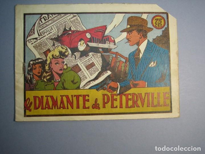 SELECCIÓN AVENTURERA Nº 44 ( ED.VALENCIANA ,1941) (Tebeos y Comics - Valenciana - Selección Aventurera)