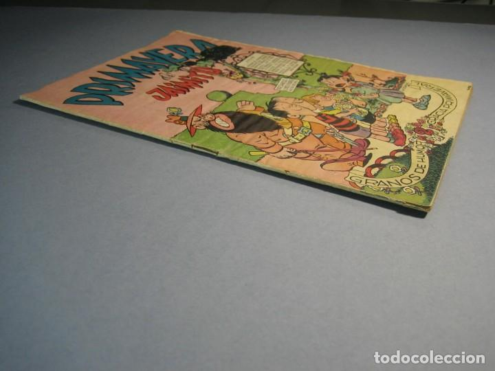 Tebeos: JAIMITO (1945, VALENCIANA) EXTRA 8 · 1950 · PRIMAVERA DE JAIMITO - Foto 3 - 136766618