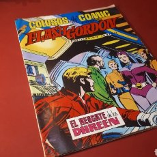 Tebeos: COMO NUEVO ESTADO COLOSOS DEL COMIC 192 FLASH GORDON 35 EDITORA VALENCIANA. Lote 136795697