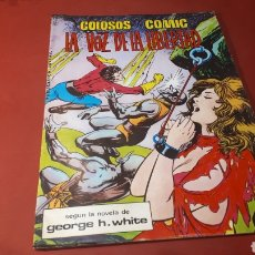 Tebeos: COLOSOS DEL COMIC 182 MIGUEL ANGEL AZNAR 10 EDICIONES VALENCIANA. Lote 136799920