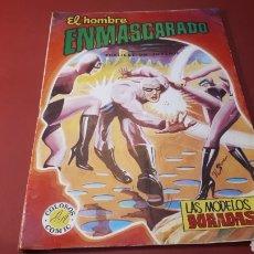 BDs: MUY BUEN ESTADO COLOSOS DEL COMIC 204 EL HOMBRE ENMASCARADO 29 EDICIONES VALENCIANA. Lote 136802841