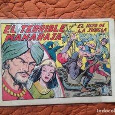Tebeos: Nº2 EL TERRIBLE MAHARAJA. Lote 137120450