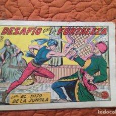 Tebeos: Nº3 EL TERRIBLE MAHARAJA. Lote 137120574