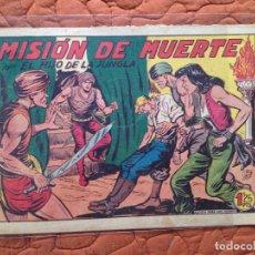 Tebeos: Nº17 MISION DE MUERTE. Lote 137120886