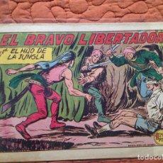 Tebeos: Nº18 EL BRAVO LIBERTADOR. Lote 137121042
