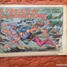 Tebeos: Nº20 EL FRACASO DE LA PERSECUCION. Lote 137121134