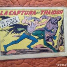 Tebeos: Nº23 LA CAPTURA DEL TRAIDOR. Lote 137121222