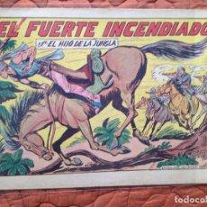 Tebeos: Nº26 EL FUERTE INCENDIADO. Lote 137121270