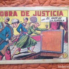 Tebeos: Nº32 OBRA DE JUSTICIA. Lote 137121394
