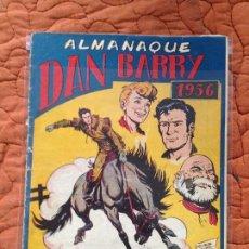 Tebeos: ALMANAQUE DAN BARRY 1956. Lote 137139998