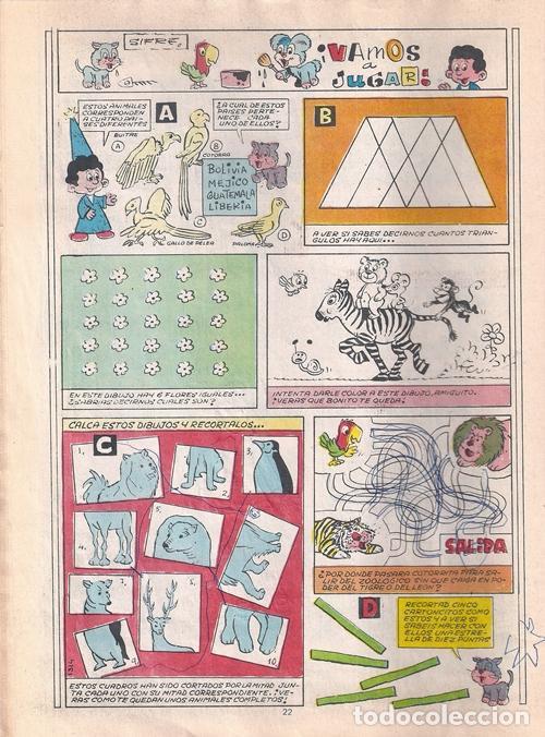 Tebeos: Gran Album de Juegos Pumby, 12 - Editora Valenciana, 13/12/1980 - Foto 16 - 137293834