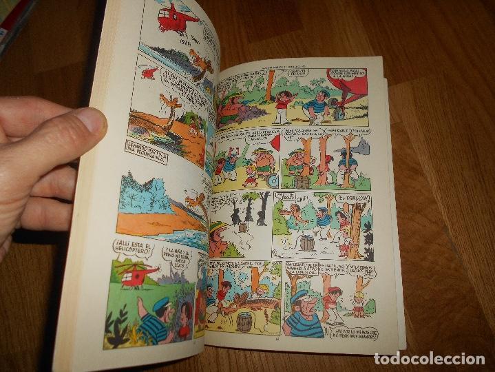 Tebeos: PUMBY ALBUM LIBROS ILUSTRADOS Nº 10 LON INDIOS VOLADORES ORIGINAL VALENCIANA MUY BURN ESTADO - Foto 2 - 137297390