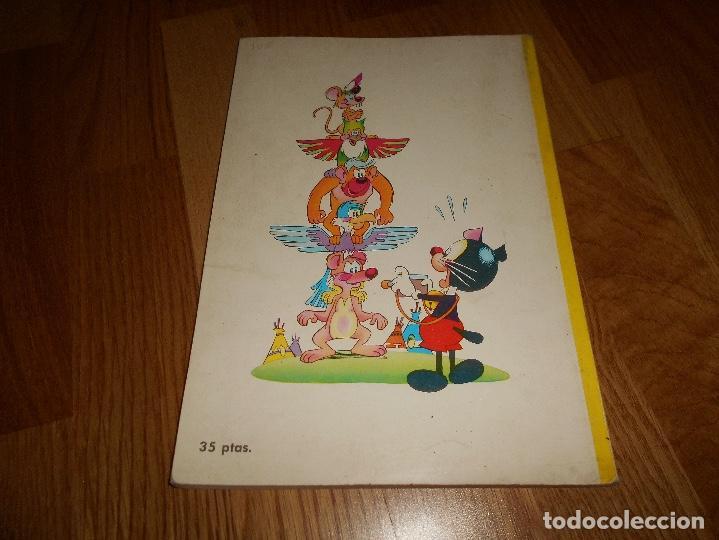 Tebeos: PUMBY ALBUM LIBROS ILUSTRADOS Nº 10 LON INDIOS VOLADORES ORIGINAL VALENCIANA MUY BURN ESTADO - Foto 5 - 137297390