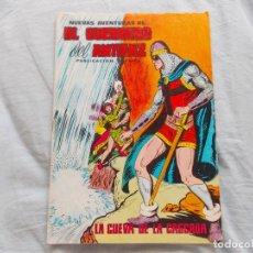 Livros de Banda Desenhada: NUEVAS AVENTURAS DE EL GUERRERO DEL ANTIFAZ Nº 81. 7/80, VALENCIANA.. Lote 137896982