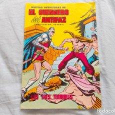 Livros de Banda Desenhada: NUEVAS AVENTURAS DE EL GUERRERO DEL ANTIFAZ Nº 88. 9/80, VALENCIANA.. Lote 137897122