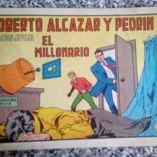 Tebeos: ROBERTO ALCAZAR Y PEDRIN. Lote 138006726