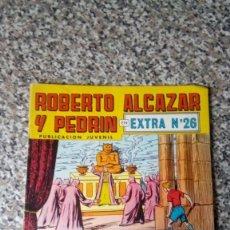 Tebeos: ROBERTO ALCAZAR Y PEDRIN, 2ª ÉPOCA EXTRA Nº 26 AÑO 1978. Lote 138017470