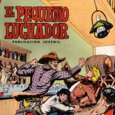 Tebeos: PEQUEÑO LUCHADOR, EL- Nº 68- REED. SELECCIÓN AVENTURERA-PORTADAS NUEVAS DE M. GAGO-1978-BUEN0-9593. Lote 138054274
