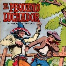 Tebeos: PEQUEÑO LUCHADOR, EL - Nº 75 -AL ACECHO-REED. EN SELECCIÓN AVENTURERA-1978-CORRECTO-LEAN-9594. Lote 138057750