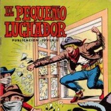 Tebeos: PEQUEÑO LUCHADOR, EL - Nº 78 -NOTICIAS DE MUERTE-REED. EN SELECCIÓN AVENTURERA-1978-BUENO-LEAN-9595. Lote 138059018