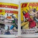 Tebeos: EL ESPADACHIN ENMASCARADO, VARIOS TOMOS RETAPADOS, ENCUADERNADOS EN 1 TOMO (ED. VALENCIANA 1981). Lote 138383610