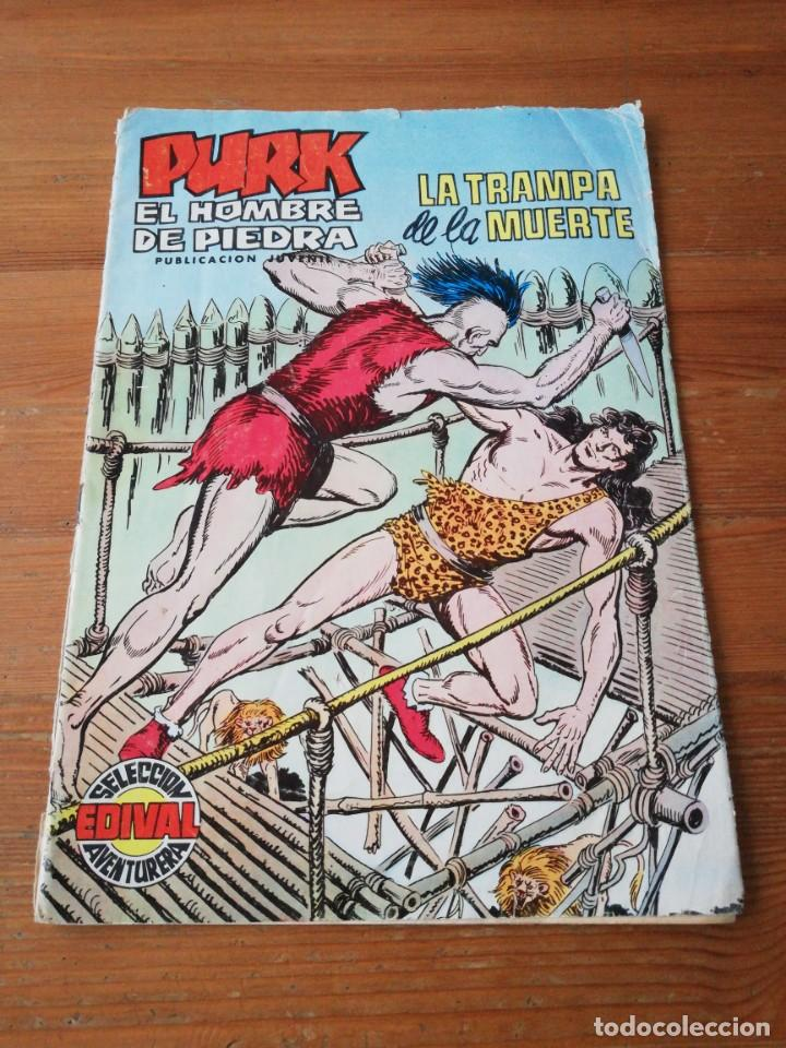 PURK EL HOMBRE DE PIEDRA. NÚMERO 96 (Tebeos y Comics - Valenciana - Purk, el Hombre de Piedra)